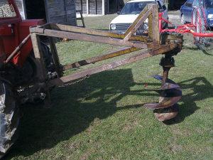 traktorski svrdo traktorsko svrdlo burgija, bušač