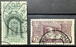 PORTUGAL 1931 - Poštanske marke - 0956