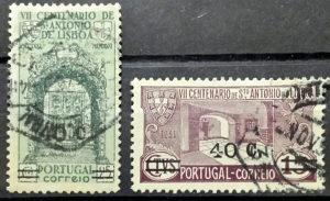 PORTUGAL 1933 - Poštanske marke - 0957