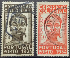 PORTUGAL 1934 - Poštanske marke - 0958