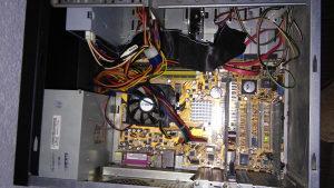 Računar 2.6x2.6/1.5GB RAM/512GB graf