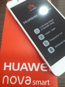 Huawei nova smart   249,00km
