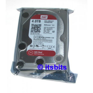 Hard Disk 4TB WD Red Nas 3