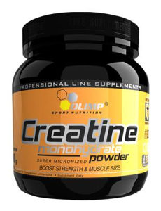 OLIMP CREATINE POWDER, 550g