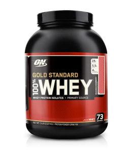 Optimum Nutrition GOLD STANDARD 100% WHEY 2.3 kg