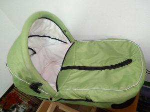 Djeciji komplet nosiljka I sjedalica