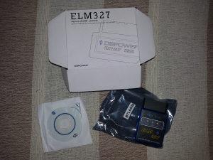 ELM 237 OBD2 Bluetooth