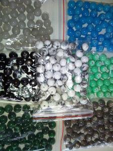 Staklene perle 8 mm
