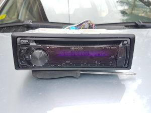 KENWOOD CD MP3 USB AUX PLAYER