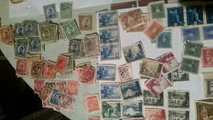 Stare Postanske markice