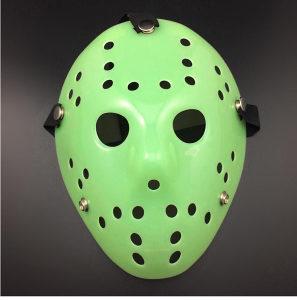 Jason maska Petak 13 maska halloween maska zelena