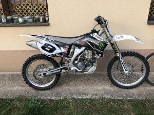 Yamaha Kros (250) 2010 god.