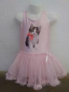 Triko haljinica H&M 104/110