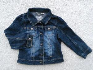 Kao nova C&A jeans jaknica 104