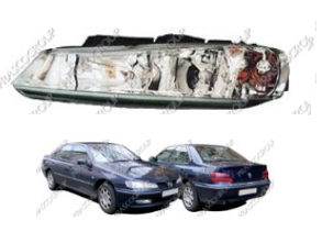 PEUGEOT 406 -Far lijevi (1999-2004)
