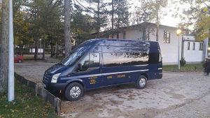 Ford Transit putnički 8+1 samo 68000 km full oprema