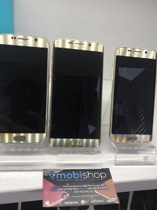 Samsung GALAXY S6 Gold zlatni