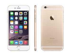 Apple iPhone 6g 32GB GOLD ZLATNI NOV VAKUM