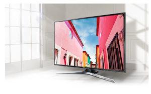 "Samsung 40"" UHD 4K Smart LED TV 40MU6122"