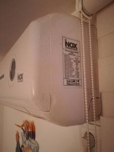 Prodajem klimu marke Nox, kao nova