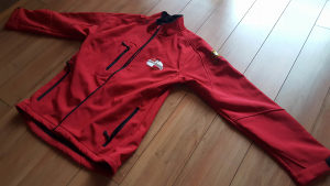 Muska jaknica windstopper