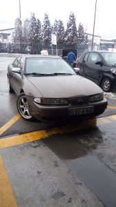Chevrolet Alero 3.4 Benzin/plin