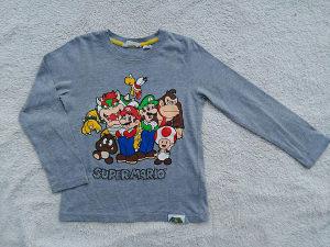 H&M Super Mario majica 110/116