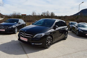 Mercedes B 180 CDI 7G-Tronic NIGHT-PAKET EXCLUSIVE FULL