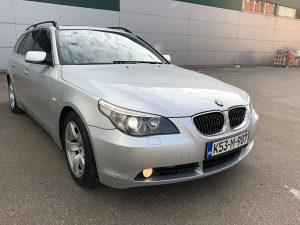 BMW 525, e60, e61