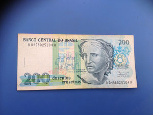 Novčanice BRAZIL