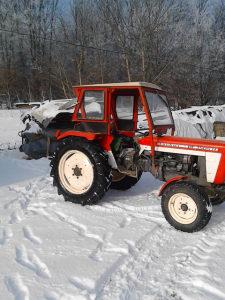 Traktor Linder BF 350 SN