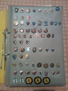 Prodajem kolekciju znacki