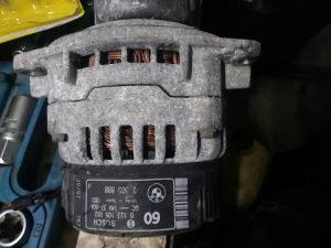 Bmw alternator
