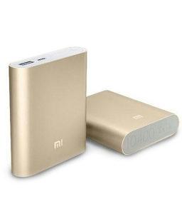 Power bank 10400mah+usb eksterna baterija punjac ZLATNA