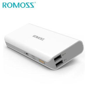Romoss 10400 mah powerbank eksterna baterija punjac