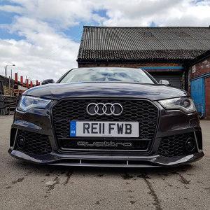 Audi A6/RS6 Kompletan Body Kit