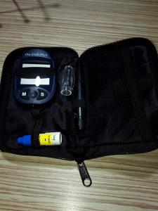 Aparat za mjerenje secera u krvi