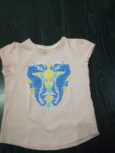 Majica za djevojčicu vel 118