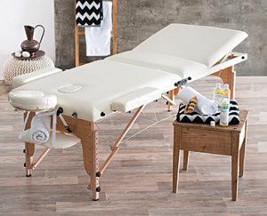 Profesionalni sto za masazu memory pjena LAURA