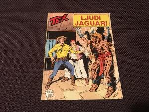 Tex 20 Ljudi jaguari