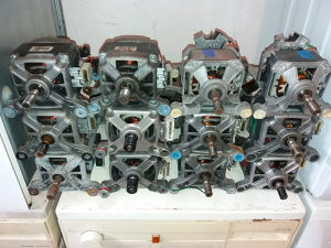 Motori ves masine gorenje bosch beko