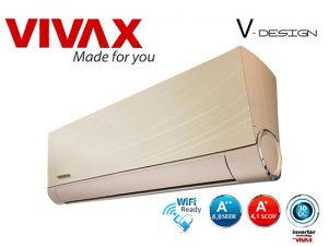 VIVAX klima 12-ka INVERTER do -20°C ACP-12CH35AEVI