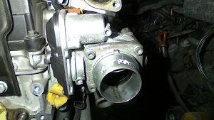 Difuzor klapna gasa Astra J 14g 1.7 16V 50569200 AE 433