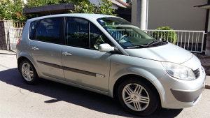 Renault Megane Scenic 1.6, 1.8, 2.0 benzin poluosovina