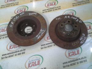 Zadnji disk diskovi Alfa 156 karavan KRLE 16242