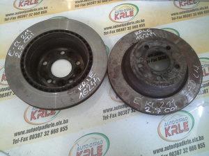 Zadnji disk diskovi E klasa 211 2.7 CDI KRLE 16244