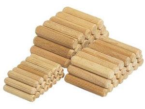WOLFCRAFT drvena tipla 8x40mm pak