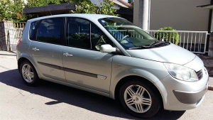 Renault Megane Scenic 1.6, 1.8, 2.0 benzin lezaj tocka
