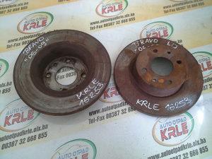 Zadnji disk diskovi Bravo 06-09 KRLE 16253