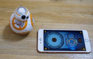BB-8 Sphero robotić